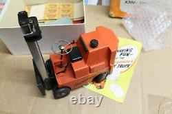 Rare Victory Industries Forklift Truck In Original Box With Forks & Pallets