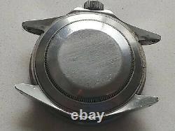 Rolex Submariner Transitional SS Date 168000 1987 Original Owner Box Docs 16800