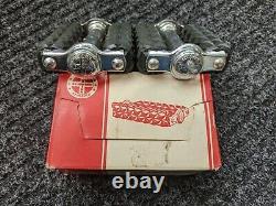 Schwinn Bicycle Midget Stingray Pedals NOS 1960's Original Bikes in the Box