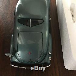 Studebaker 1937 Dictator Coupe #2688 Bermuda Blue beauty! Original Box
