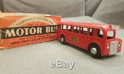 Sundaw Single Decker Midland Red Bus withOriginal Box, England, 1948