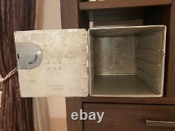 TRANSAERO Original Galley Box. Airplane Storage Unit. Aluminium Box
