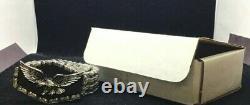 Vintage 1984 Harley Davidson Sportster Chain Belt W Original Box 41 Mint