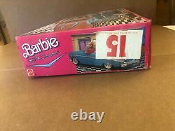 Vintage 1989 Barbie Blue 57 Chevy NEW In Box. NEVER OPENED! With Store sticker