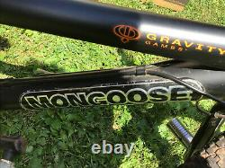 Vintage 2003 Mongoose 20in BMX Boys Gravity Games Bike withOriginal Box