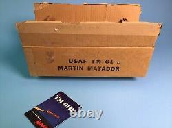 Vintage Martin Matador. Original Box Mib