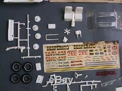 Vintage Original Annual AMT 1/25 1967 Ford Fairlane plastic model car kit no box