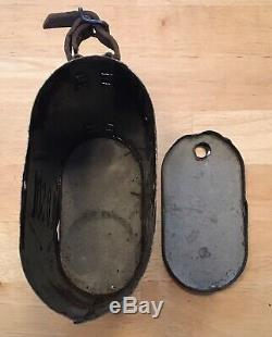 Vintage Original Bicycle Accessory Old Sol Battery Box