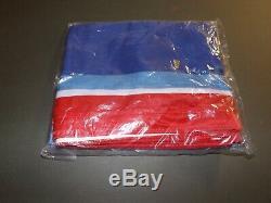 Vintage Pan Am Airlines Banner Flag Unused Original Box Mip