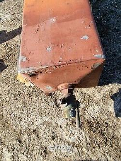Vintage REDEX Test Tank Boxed Original Automobilia Motoring