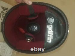 Vintage White Griffin Helmet with Face Shield /original box
