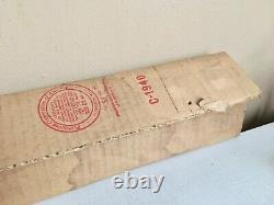 Vtg Hood Ornament Ford COAB-16905-A FoMoCo NOS Original Box Fairlane Galaxy Part