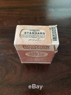100 Inutilisés Californie 1921 Billets Railway Company Sierra Box Original # 1