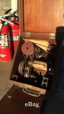 1800 Corliss Moteur Kit De Vapeur Distribution En Boite Original! Robertson-thompson