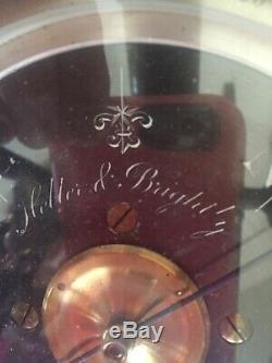 1874 Heller & Antique Brillamment Arpentage Transit Dans La Boîte Originale Et Trépied