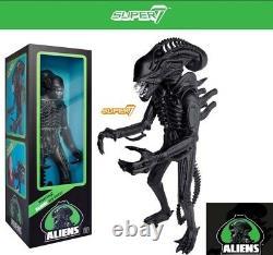 Aliens Le Retour Super Taille Alien Warrior 1979 Figurine 46 CM Newithboxed