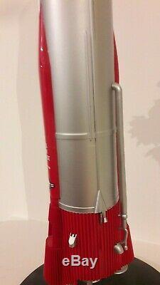Atlas Topping Convair-65b Xsm Modèle De Bureau Missile Dans La Boîte Originale