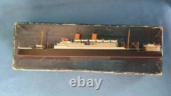 Bassett Lowke Otranto 11200 Waterline Model Ship 100 Pi À 1po. Dans La Boîte Originale
