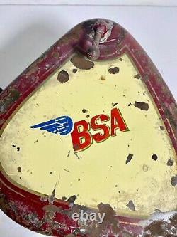 Boîte À Outils Originale Pour La Moto Bsa