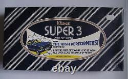 Boîte Non Ouverte De Tissus Kleenex 1981 Publicité Ford Fiesta Ghia Concurrence