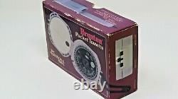 Brunton Pocket Transit Pro Compass Avec Boîte D'origine, Case 0-360 Degrés 5008