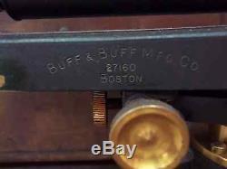 Buff Buff & Mfg 27160 Transit W Boîte D'origine