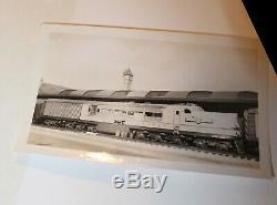 Cigar Box Complète Des Années 1930 1940 Vintage Original Chemin De Fer Photos Lot De 700-800