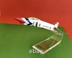 Collection De Menthe De Noël Usaf Thunderbird F-4e Original Box