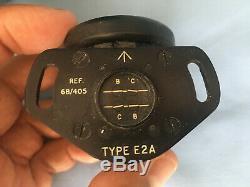 Compass Type De E2a Rempli De Fluide Avec La Boîte Originale De Stockage Belle 100% Original