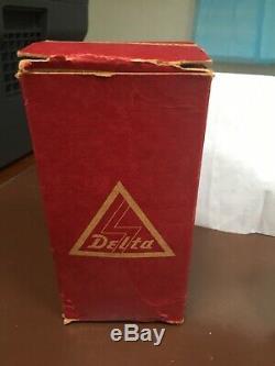 Corne Rocket Vintage Delta Modèle A2170 Dans La Boîte Originale Dans Près Mint Condition