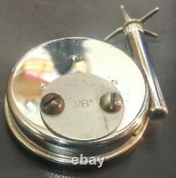 Cyclomètre Antique Pour Vélos N. Y. Standard Watch Co. + Boîte Originale 1895 Guc