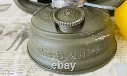 Feuerhand276 Bundeswehr German Army Vintage Lantern W / Original Box Brand New