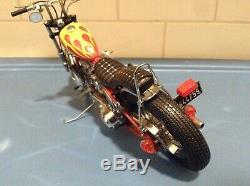 Frankln Mint Facile Rider Le Billy Bike Harley-davidson Dans La Boîte D'origine