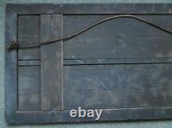 Ger Great Eastern Railway Signal Box Diagram, Buxton Lamas In Original Surround