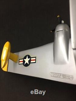 Grumman Albatross Uscg Fête Du Gros Uf-1g Avec L'original 1959 Box Et Stand