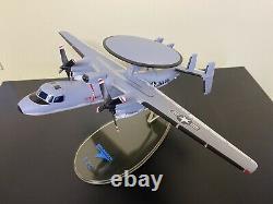 Grumman E-2c Faucon Éponge Modèle D'usine Mint Dans La Boîte D'origine