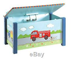 Guidecraft G85304 Transport Toy Box