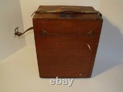 Gurley Transit-vintage Avec Original Box Serial# 641443 Pre-owned