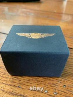 Harley-davidson 110th Anniversary Mens Bague Original Box 925 Argent Sterling