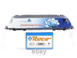 Ho Échelle Roco 63510 Dls Alp Transit Bls 465 Locomotive Électrique # 001