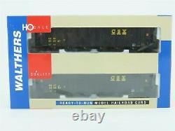 Ho Échelle Walthers 932-25681 Csx Transport 6-bay Wood Chip Hopper 2-pack