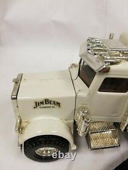 Jb Semi Truck 18 Roues Mw76-750 Décanteur Boîte A Été Ouvert