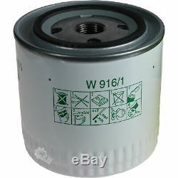 Kit Ispezione Filtro Liqui Moly Olio 8l 5w-30 Par Ford Transit Box E 2.0