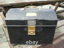 L'original British Railways Train Loco Drivers Lunch (grimsby) Snap Box Tin