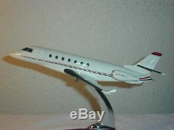 Marquis Cessna Gulf Stream Jet Avion Bureau Modèle D'affichage Boîte Originale 9