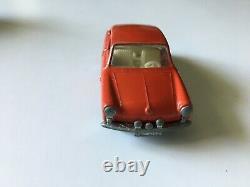 Matchbox Transitional Sf #67 Volkswagen 1600tl Original Red Script F Box Lot Z5
