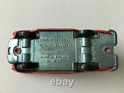 Matchbox Transitional Sf #75 Ferrari Mint In Original G Box Lot 52