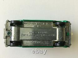 Matchbox Transitional Superfast #64 Mg 1100 Rare Green Dans La Boîte F Originale Lot 3
