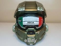 Medium Halo Master Chief Casque De Moto Box Original Dot Certified