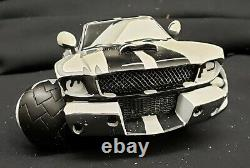 Morgue Vente Speed Freaks Ford Mustang Great Gift Retired 2014 Mint Boîte Originale